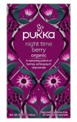Pukka Night Time Berry Eko 20 tepåsar