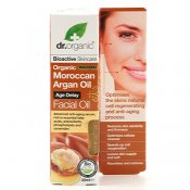 Dr.Organic Moroccan Argan Oil Facial Oil 30ml