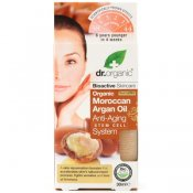 Dr.Organic Moroccan Argan Oil Anti-Aging Stem Cell System 30ml