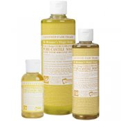 Dr. Bronner Citrus Liquid Soap Eko 475ml