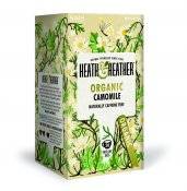 Heath & Heather Camomile Eko 20p