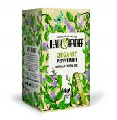Heath & Heather Pepparmint Eko 20p