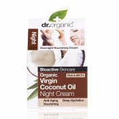 Dr.Organic Virgin Coconut Oil Night Cream 50 ml