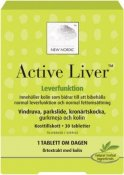 New Nordic Active Liver 30 tabletter