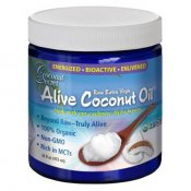 Coconut Secret Alive Coconut Oil 473 ml