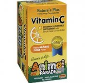 Animal Parade Vitamin C 90 tuggtabletter