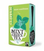 Clipper Green Tea Mint Eko 20 tepåsar