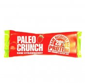 Paleo Crunch Protein Bar Raw Strawberry EKO 48 g