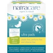 Natracare Binda Ultra Normal Vingar EKO 14 st
