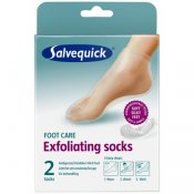 Salvequick Exfoliating Socks 2st