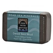One With Nature Dead Sea Minerals Mud Soap 200 g