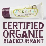 Jack N' Jill Natural Calendula Toothpaste Blackcurrant Flavour 50 g