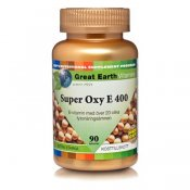 Great Earth Super Oxy E 400 90 tabletter