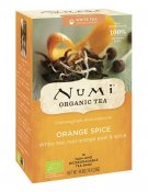 Numi White Tea Orange Spice EKO 16 tepåsar
