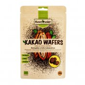 Rawpowder Kakao Wafers EKO 150 g