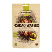 Rawpowder Kakao Wafers EKO 250 g