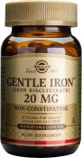 Solgar Gentle Iron 20 mg 90 kapslar