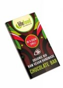 Lifefood Chocolate bar 85% Cacao Chili EKO 15 g