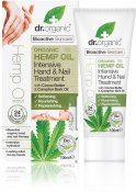 Dr.Organic Hemp Oil Intensive Hand & Nail Treatment 100 ml