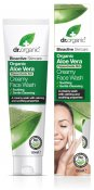 Dr.Organic Aloe Vera Creamy Face Wash 150 ml