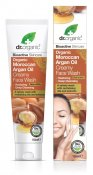 Dr.Organic Moroccan Argan Oil Creamy Face Wash 150 ml