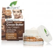 Dr.Organic Cocoa Butter Day Cream 50ml