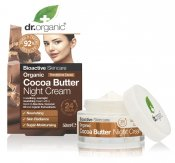 Dr.Organic Cocoa Butter Night Cream 50ml