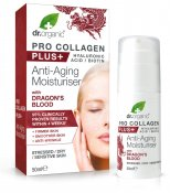 Dr.Organic Pro Collagen Anti-Aging Moisturiser with Dragon's Blood 50 ml