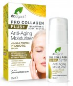 Dr.Organic Pro Collagen Anti-Aging Moisturiser With Probiotic 50 ml