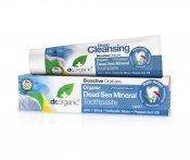 Dr.Organic Dead Sea Mineral Toothpaste 100 ml