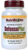 Nutribiotic Defenseplus 250 mg 90 tabletter
