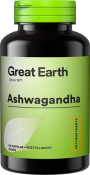 Great Earth Ashwagandha 120 kapslar