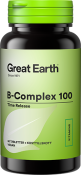 Great Earth B-Complex 100 60 tabletter