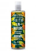 Faith in Nature Grapefrukt & Apelsin Schampo EKO 400 ml