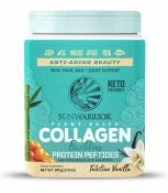Sunwarrior Collagen Building Protein peptides Vanilj 500 g