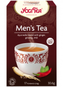 YogiTea Men's Tea EKO 17 tepåsar