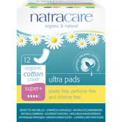 natracare Ultra Binda Super Plus 12st EKO