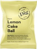 Get Raw Dig Lemon Cake Ball Eko 25 g