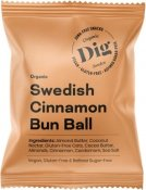Get Raw Dig Swedish Cinnamon Bun Ball Eko 25 g