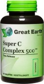 Great Earth Super C Complex 500mg Regular 90t