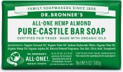 Dr. Bronner Almond Bar Soap Eko 140g