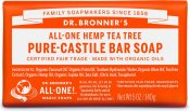 Dr. Bronner Tea Tree Bar Soap Eko 140g