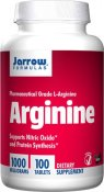 Jarrow Arginine 1000 mg 100 tabletter