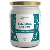 Alpha Plus Kokosolja Eko Raw 500 ml
