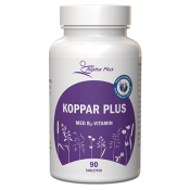 Alpha Plus KopparPlus 90 tabletter