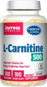 Jarrow L-Carnitine 500mg 100 kapslar
