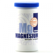 Vidasal MAGNESIUM 250 mg 100 tabletter