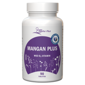 Alpha Plus ManganPlus 90 tabletter