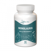 Alpha Plus Monolaurin 600mg 90 kapslar