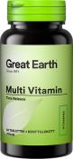 Great Earth Multi Vitamins 60 tabletter